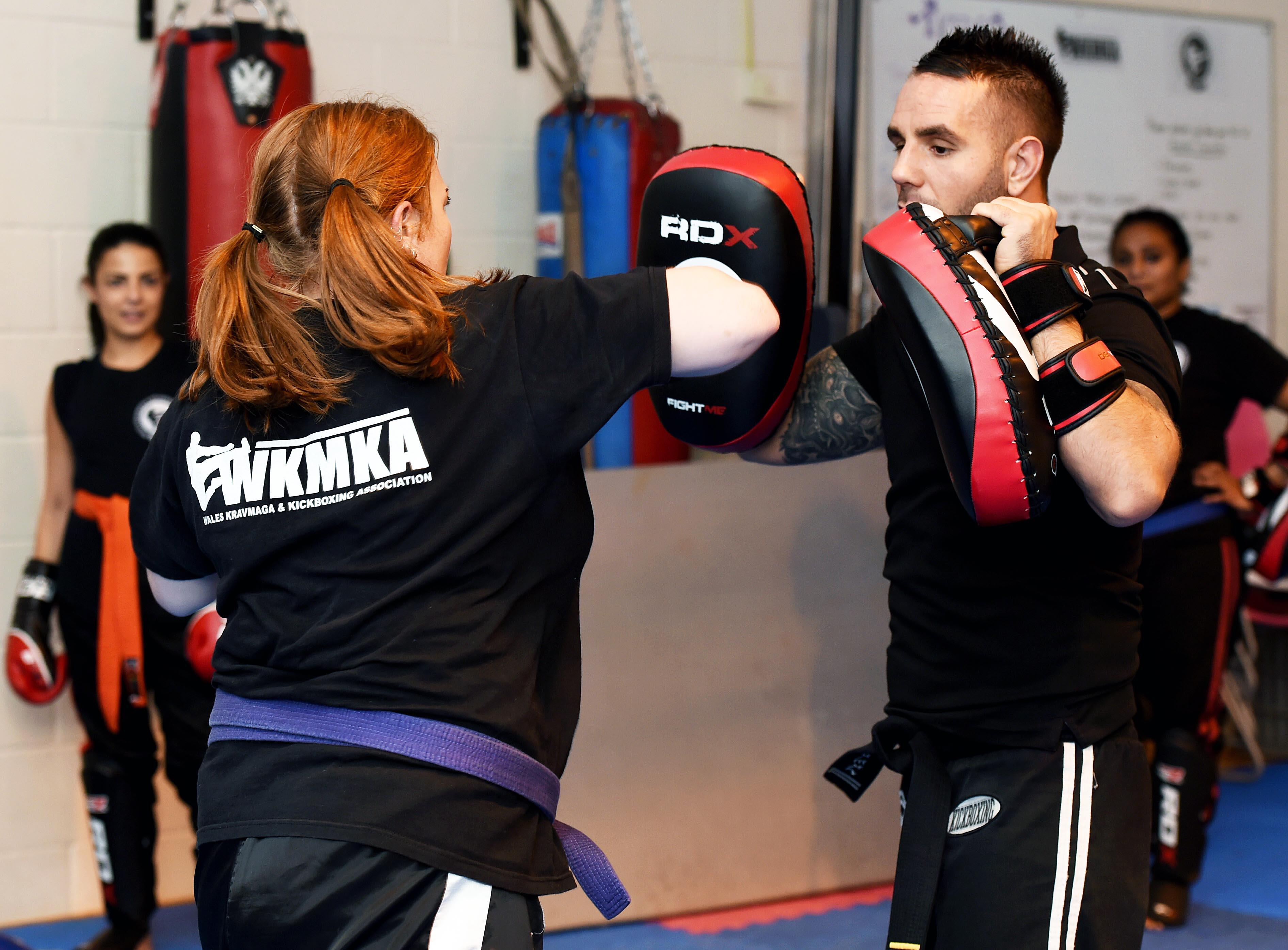 Ladies Self Defence - Krav Maga - Cardiff